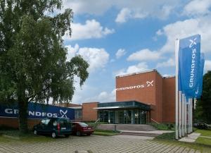 Grundfos in Wahlstedt
